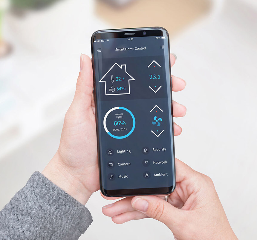 Smart Energy Consumption And Control